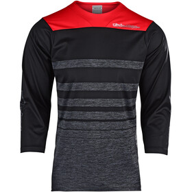 Troy Lee Designs Ruckus 3/4 Jersey Men streamline/heather black/black